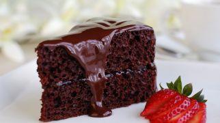 אוכלים, מתכונים חלביים הילדים ילקקו את האצבעות: מתכון לעוגת שוקולד עסיסית