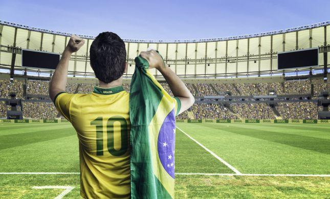ברזיל ברבע הגמר אחרי 3-2 בפנדלים