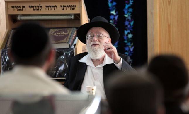 """הרב דב ליאור: """"מותר להרוג חפים מפשע"""""""