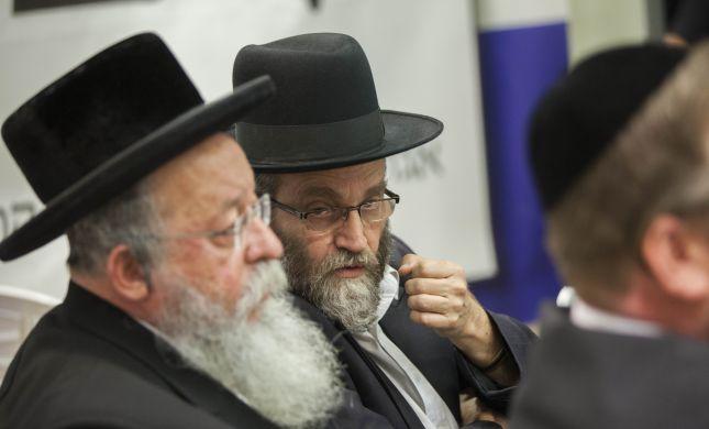 """יהדות התורה: """"הרצח- מבזה את העם היהודי"""""""