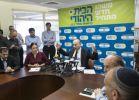חדשות, חדשות פוליטי מדיני סקר ערוץ הכנסת: הבית היהודי עם 19 מנדטים