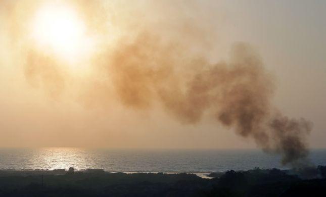 כיפת ברזל יירטה 4 רקטות שנורו לעבר גוש דן