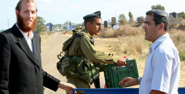 """צוק איתן: החרדים מצדיעים לחיילי צה""""ל"""