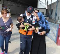 חדשות, חדשות בארץ 33 חולים ופצועים יצאו מעזה בדרך לטורקיה