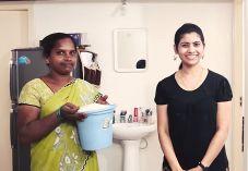 משגע את הודו: אתגר דלי האורז
