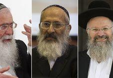 בכירי הרבנים יוצאים בחריפות נגד חוק הגיור