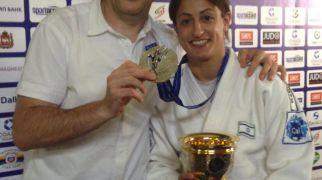 ספורט, תרבות ירדן ג'רבי זכתה במדליית הכסף באליפות העולם
