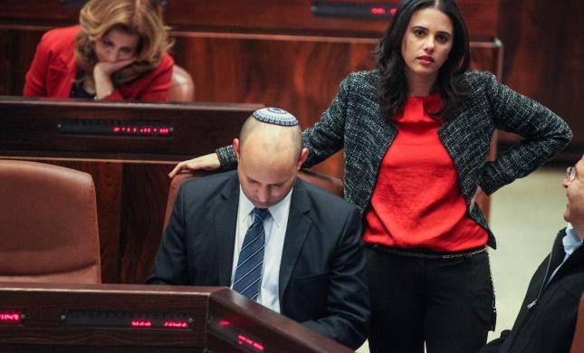 חוק 'ישראל היום' אושר: בנט ושקד נעדרו מההצבעה