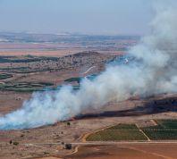 חדשות, חדשות בעולם מטרים מהגבול: הפצצה כבדה של צבא אסד