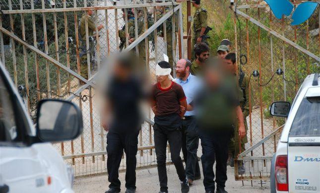 בית אל: נעצר מחבל חמוש באקדח מאולתר
