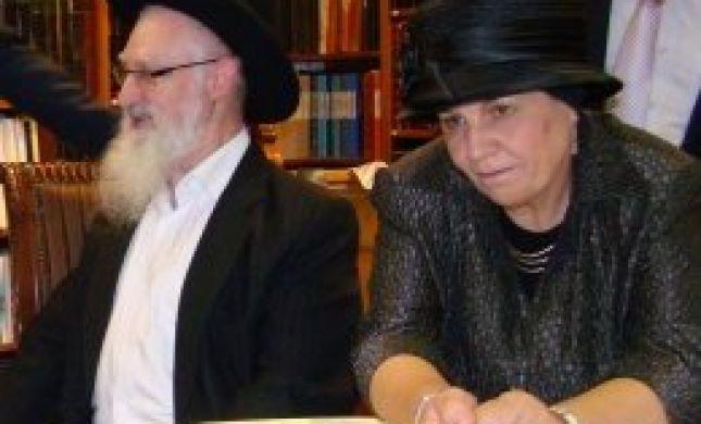"""ברוך דיין האמת: נפטרה הרבנית נצחיה יוסף ז""""ל"""