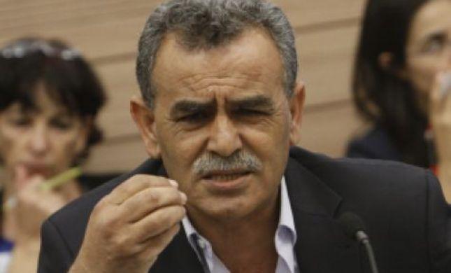 """ח""""כ סופר דורש חקירה פלילית נגד ג'אמל זחאלקה"""