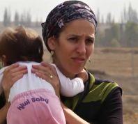 בשבילך מאיה מורנו: האמהות הקדושות מגיעות לחברון