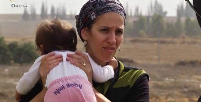 מאיה מורנו: האמהות הקדושות מגיעות לחברון