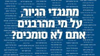 הרבנות הראשית לישראל, יהדות הרב אוחיון על מודעות צהר: מעשה חמור מאוד