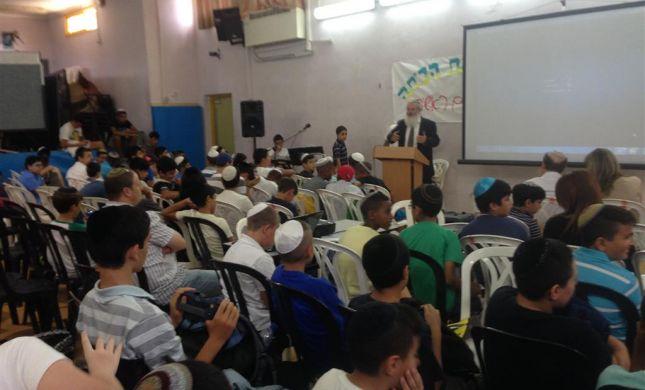 """זינוק בכיתות א׳ בבתי הספר הממ""""ד בתל אביב"""