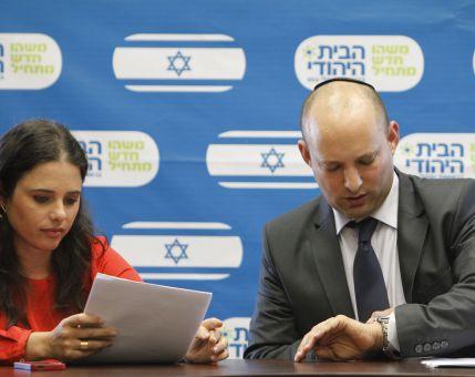 חדשות המגזר, חדשות קורה עכשיו במגזר המחטף להעברת החוקה החדשה של הבית היהודי
