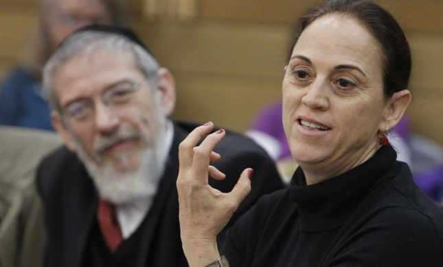 שטרן וקלדרון בהצעת חוק לחילול שבת ציבורית