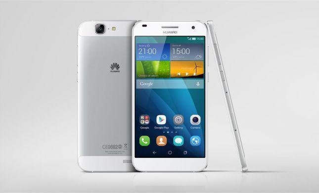 חדש ב-Huawei סמרטפון ascend mate7