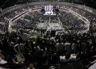 חדשות חרדים תיעוד: עצרת אלפים לזכרו של הרב עובדיה
