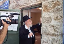 הרב ליאור קורא: לנקות את ארץ ישראל מערבים