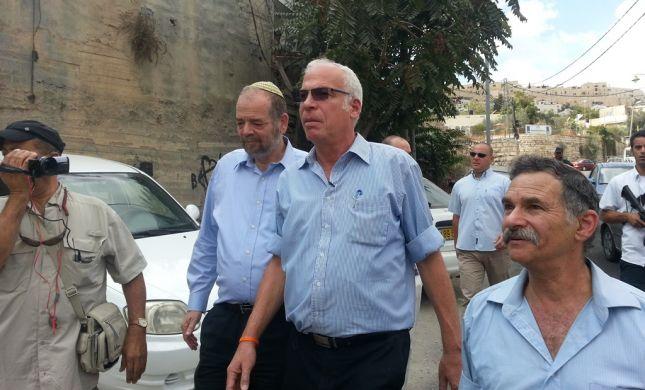 אריאל בעיר דוד: נמשיך להתיישב במלוא העוצמה