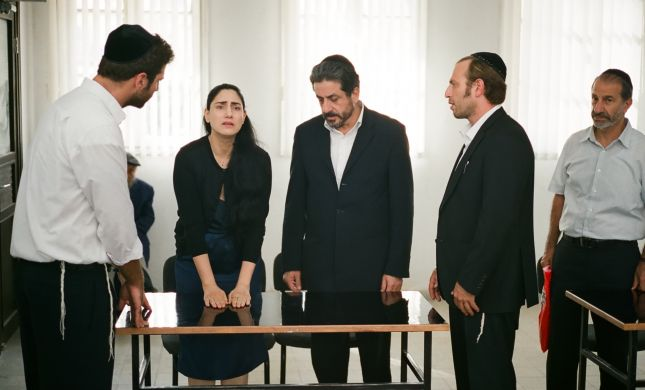 דעה: 'גט' הוא סרט אנטישמי