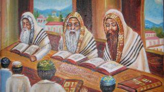 בשבילך חגי תשרי: עליה בסולם התשובה והקדושה