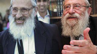 """חדשות המגזר, חדשות קורה עכשיו במגזר הרב אבינר: """"הרב שטרן תלמיד חכם שיביא ברכה לי-ם"""""""