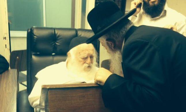 """הרב קנייבסקי לרב טולדאנו: """"אל תפחד"""""""