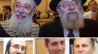חדשות המגזר, חדשות קורה עכשיו במגזר הכירו: אדרכילי הנצחון בקרב על רבנות ירושלים