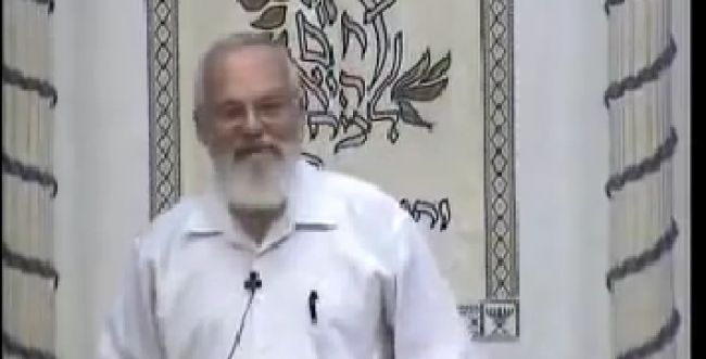 """ברוך דיין האמת: נפטר הרב שמואל אקשטיין ז""""ל"""
