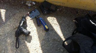 חדשות, חדשות צבא ובטחון שני ערבים עם מטענים נעצרו במחסום תפוח