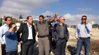 חדשות, חדשות בארץ ברקת: חייבים להחזיר את השקט לירושלים