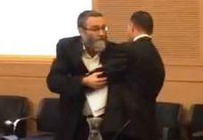 צפו: סלומינסקי זרק את גפני מוועדת הכספים