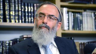 חדשות המגזר, חדשות קורה עכשיו במגזר הרב דוד סתיו זכה בפרס 'קרן נדב לעמיות יהודית'