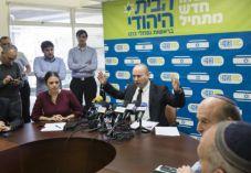"""סקר ערוץ הכנסת: הבית היהודי 16; ש""""ס צוללת"""