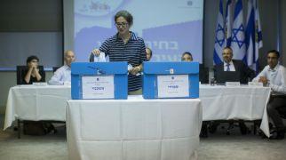 חדשות, חדשות בארץ תיעוד: רגעי ההכרעה בבחירות לרבנות ירושלים