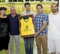 ספורט, תרבות ליגת הכדורסל הוקדשה לזכרו של צביקה קפלן