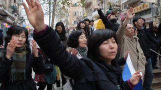 """שו""""ת שו""""ת סמס: אסור לקוריאנים ללמוד גמרא"""
