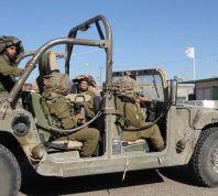 חדשות, חדשות צבא ובטחון פיגוע ירי בגבול מצרים: קצינה וחייל נפצעו