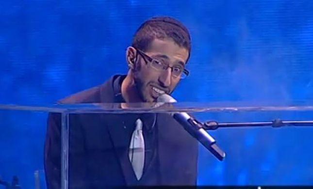 היה שווה נצחון? צפו באייל כהן שר בגמר דה וויס