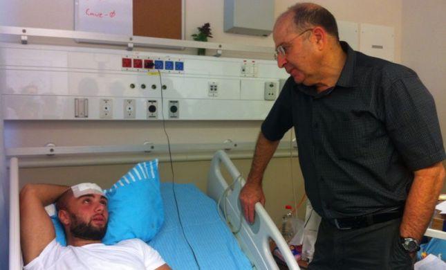 גיבורים שלנו: עלה מפריז לגולני ונפצע בצוק איתן