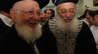 חדשות המגזר, חדשות עולם הישיבות צפו: הרב דרורי, הרב שטרן והרב עמאר באורות