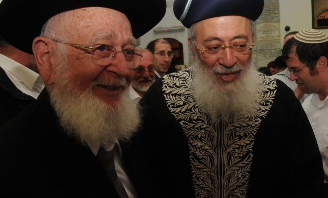 צפו: הרב דרורי, הרב שטרן והרב עמאר באורות
