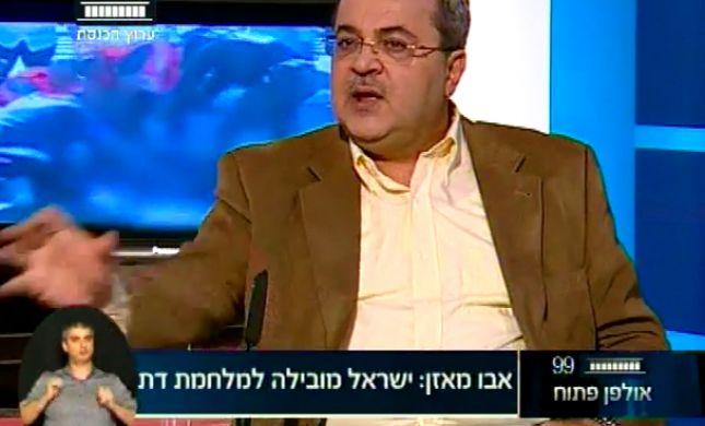 """אחמד טיבי: צה""""ל יורה באנשים ברמאללה"""