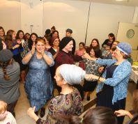 בשבילך מסיבת חגיגט ל-12 נשים במדרשת לינדנבאום