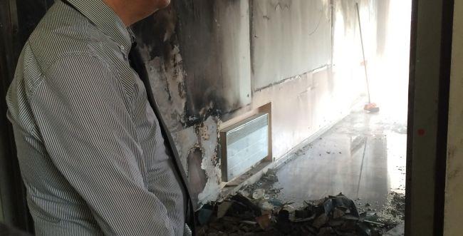 """פעילי להב""""ה הודו בהצתת ביה""""ס הדו לשוני בירושלים"""