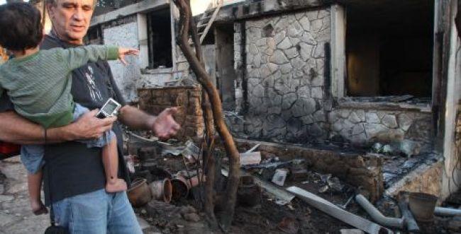 הערכה: שריפת המסגד אינה הצתה מכוונת