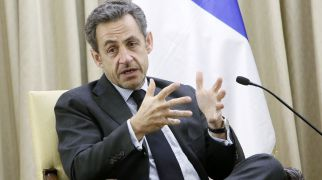 """חדשות, חדשות פוליטי מדיני סרקוזי: """"הצביעו נגד הכרה במדינה פלסטינית"""""""